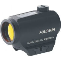 Прицел коллиматорный Holosun PARALOW SOLAR POWER Red Dot Sight арт.HS403C