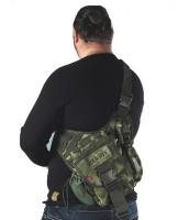 Плечевая сумка-рюкзак AVI-Outdoor Masoy (green smoke) арт.273