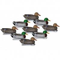 """Чучела утки кряквы """"Mallard duck USA Hard Core decoys"""" упаковка 12 шт (6 селезней и 6 уток)"""