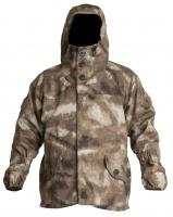 Куртка демисезонная «Горка V» туман (ткань рип-стоп, утепленный флисом, до -5С)