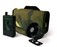 Электронный манок Биофон-7 (45 голосов) в комплекте с чехлом и динамиком 30 Вт