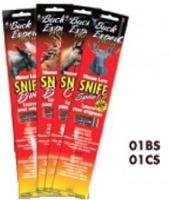 Приманки на лося - дымящиеся палочки, запах - доминантный самец (6 шт.) 01BS (Buck Expert, Канада)