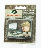 """Краски для лица """"охотничья маскировка""""(Mossy Oak Hunting) MO-4N1MU"""