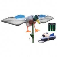 Механическое чучело селезня кряквы для охоты машущее крыльями Спорт Пласт SFLD 01 LC