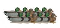"Чучела уток ""Кряква"" комплект 12 шт (6 уток/6 селезней) серии Essential арт.70006 (Greenhead Gear)"