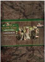 Камуфляжная ткань для создания засидки (Mossy Oak Hunting, Mossy Oak® Duck Blind™) MO-12CB-DB
