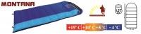 Спальный мешок MONTANA L-zip от -4C (одеяло 215х90 см)
