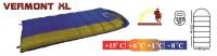 Спальный мешок VERMONT XL R-zip от -8C (одеяло 220х95 см)