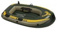 Одноместная надувная гребная лодка Seahawk 1 INTEX 68345