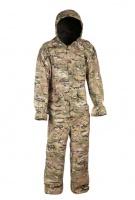 """Летний камуфляжный костюм для охоты и рыбалки """"Страйк"""" (мультикам)"""