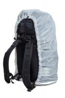 Накидка маскировочная на рюкзак 70 л нейлон белая