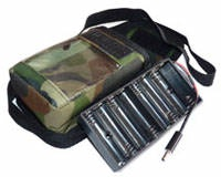 Защитная сумка-чехол с контейнером внешнего источника питания для имитаторов голосов Беркут