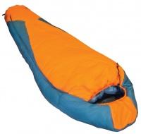 Tramp экстремальный зимний спальный мешок Oimyakon (оранжевый/серый, R) TRS-001.02