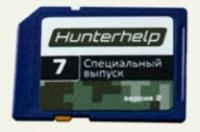 """Карта памяти №7 для HunterHelp специальный выпуск """"Вся фонотека Hunterhelp"""" (версия 4)"""