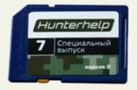 "Карта памяти №7 для электронных манков HunterHelp фонотека ""Вся фонотека Hunterhelp (специальный выпуск)"" (версия 4)"