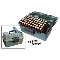 Ящик для хранения и переноски 100 патронов 12/20 калибра SF-100D-09 (МТМ, США)