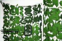 """Маскировочная сеть """"Стандарт"""", зеленая, 6*9 метров"""