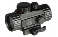 Коллиматорный прицел на 12 калибр закрытый LEAPERS UTG Compact 1х30 арт.SCP-RG40CDQ
