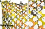 """Маскировочная сеть """"ITALY 3D"""" 1.8х3 м на сетевой основе серии """"Пейзаж-Профи"""" (CamoSystems) ITA-3П1/EU09"""