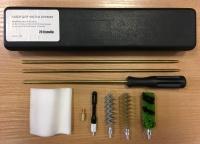 Набор для чистки оружия 20 калибра в пластиковом футляре арт.А206