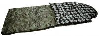 """Спальный мешок-одеяло с подголовником """"Аляска"""" (-25 С, ткань Оксфорд, цвет КМФ)"""
