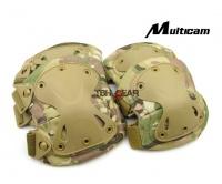 Наколенники и налокотники Tactical X-tak 9mm (мультикам)