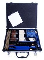 Универсальный набор для чистки в алюминиевом кофре 63 предмета