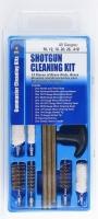 Универсальный набор для чистки гладкоствольного оружия 14 предметов, блистер SGK116