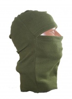Балаклава флис зеленая