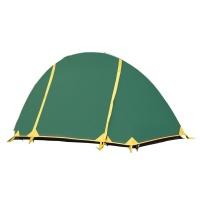 Палатка Tramp Bicycle Light трекинговая одноместная двухслойная (зеленый) TRT-010.04