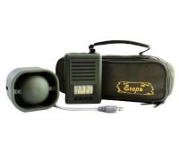 """Электронный манок (звукоимитатор) """"Егерь-6М"""" (Егерь-6.03) с активным динамиком Егерь (АВЗМ), сумкой и защитными чехлами"""