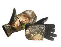 Перчатки охотника-рыбака утепленные