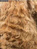 """Сетка маскировочная """"ЛИПА"""" 3х1,5 м с натуральным лыком (ткань НП)"""