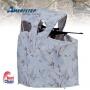 Засидка одноместная со стулом Snow Camo Tent Chair Blind 886 (Ameristep)