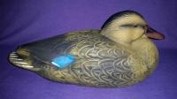 Чучело Утки кряквы мягкое (сминающееся) отдыхающая