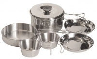 Tramp набор посуды TRC-001 (нержавеющая сталь)