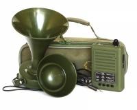 """Электронный манок """"Егерь-56D"""" (Егерь-56.05) с динамиком ТК-9RU и сумкой"""