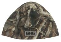 Флисовая охотничья шапка с логотипом GREENHEAD арт.88187