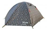 Трехместная туристическая палатка Hunter (камуфляж) SLT-001.11
