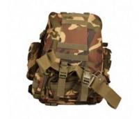 Рюкзак тактический с подсумками (50 л, woodland) арт.rep-065wood