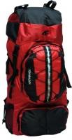 Рюкзак походный KATMANDU объемом 65 л C4L13-PCG003B (цвет RED PROFI)