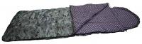 """Спальный мешок-одеяло с подголовником """"Аляска"""" (-15 С, ткань Оксфорд, цвет КМФ)"""