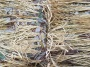 Полотно маскировочное North Way размер 1.9х1,5 м с травой рафия в сумке для переноски