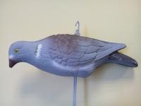 Ультралегкое полнокорпусные сминаемые чучело лесного голубя (вяхирь) ЖП XPE D50-UV