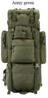 Рюкзак станковый армейский на раме 110 литров