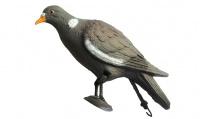 Чучело голубь (вяхирь) с лапами/на опоре 7817