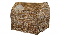 Профессиональная засидка на гуся (стог сена) Ameristep Hay Bale Waterfowl Ground Blind арт.1R42S040 (Realtree Max-5)