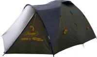 Палатка трекинговая трехместная Canadian Camper KARIBU 3 (forest)