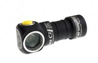 Фонарь налобный светодиодный универсальный (мультифонарь) Armytek Tiara C1 Silver XM-L2 (белый свет)