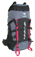 Tramp рюкзак экспедиционный Light 60 (60 л, черно-серый) TRP-003.10